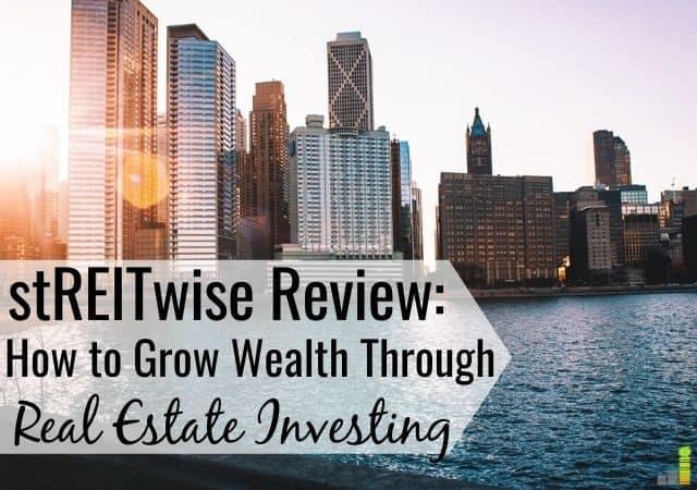 Hay muchas razones por las cuales stREITwise supera a otros REIT y plataformas de crowdfunding de bienes raíces. Obtenga más información en nuestra revisión stREITwise.