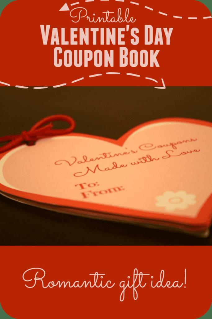 ¡El libro de cupones de San Valentín crea una idea para mostrar tu amor!