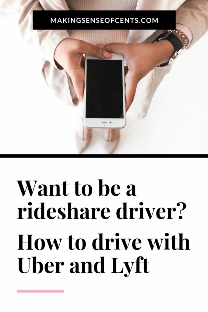 ¿Quieres ser un conductor de viaje compartido? Consejos de The Rideshare Guy #ridesharedriver #uberdriver #lyftdriver