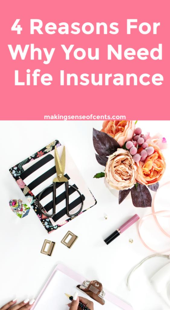 ¿Se pregunta por qué necesita un seguro de vida? Aquí hay 4 razones por las cuales #lifeinsurance #moneymanagementtips