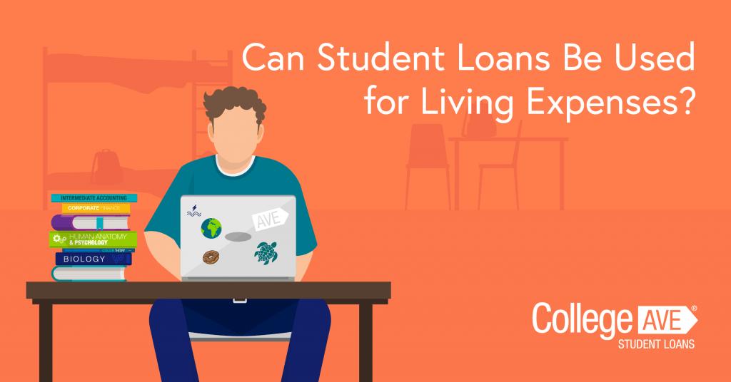 ¿Se pueden usar los préstamos estudiantiles para gastos de manutención?