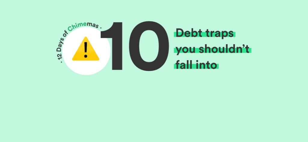 10 trampas de deuda en las que no deberías caer