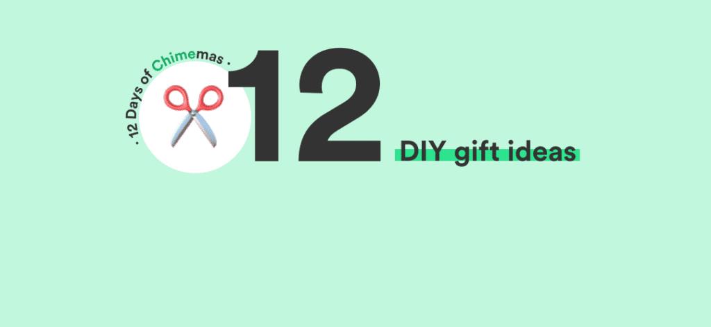 12 ideas de regalos de bricolaje que a todos les encantarán en estas fiestas