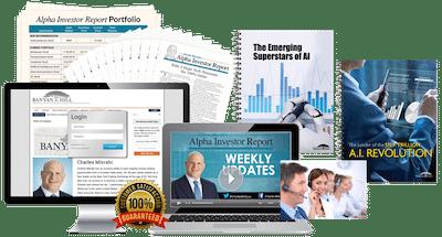 Contenido de la suscripción del informe Alpha Investor