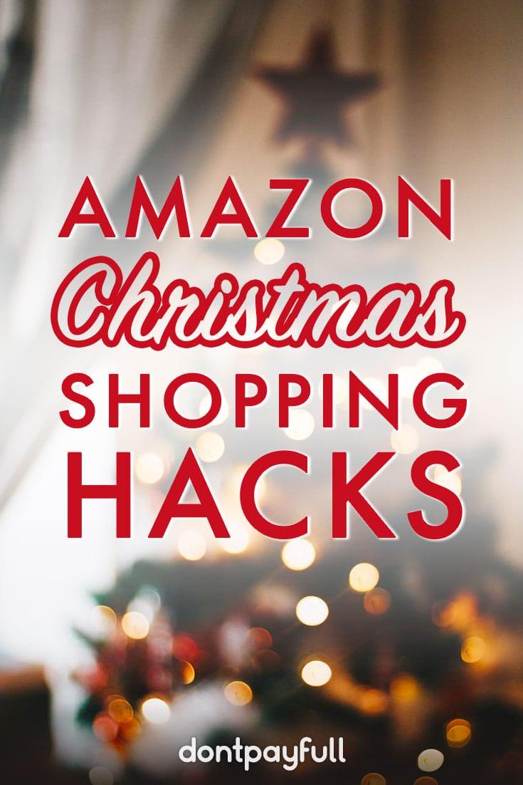 amazon trucos de compras de navidad