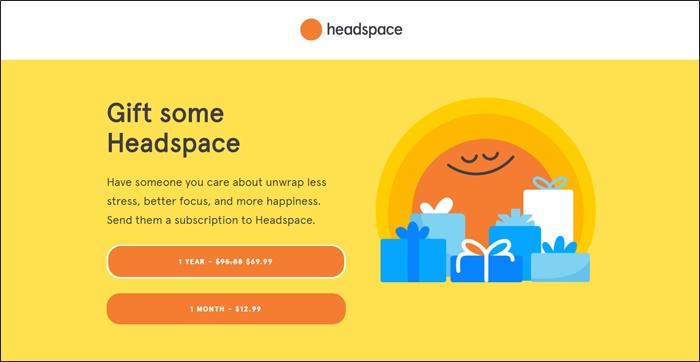"""espacio de cabeza """"ancho ="""" 700 """"altura ="""" 362 """"srcset ="""" https://ganardineroporinternet.me/wp-content/uploads/2019/12/1575987848_362_Las-20-mejores-ideas-de-regalos-por-menos-de.jpg 700w, https://www.sidehustlenation.com/ wp-content / uploads / 2019/12 / headspace-300x155.jpg 300w """"tamaños ="""" (ancho máximo: 700px) 100vw, 700px """"/></p> <p>¡Gracias a Sara Trezzi por la recomendación!</p> <h3><span class="""