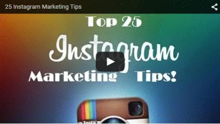 25 Instagram Marketing Tips