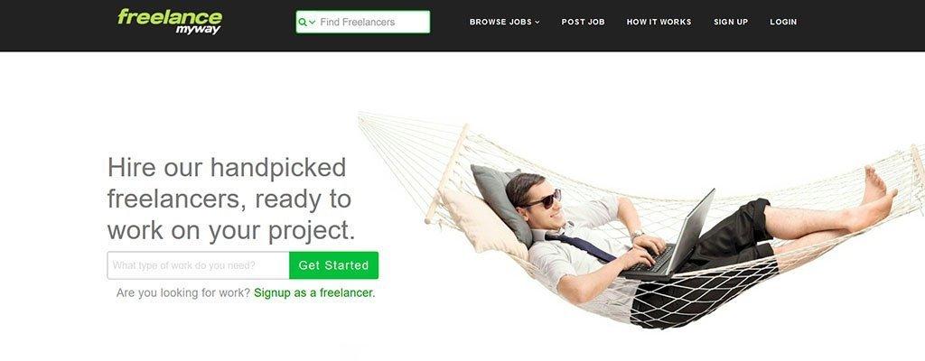 freelancemyway - sitios de trabajo independientes