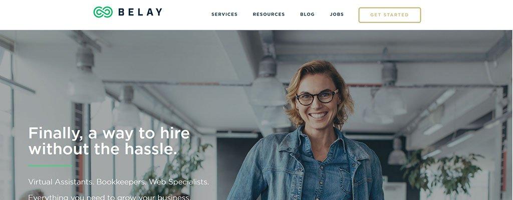 belay - freelance jobs