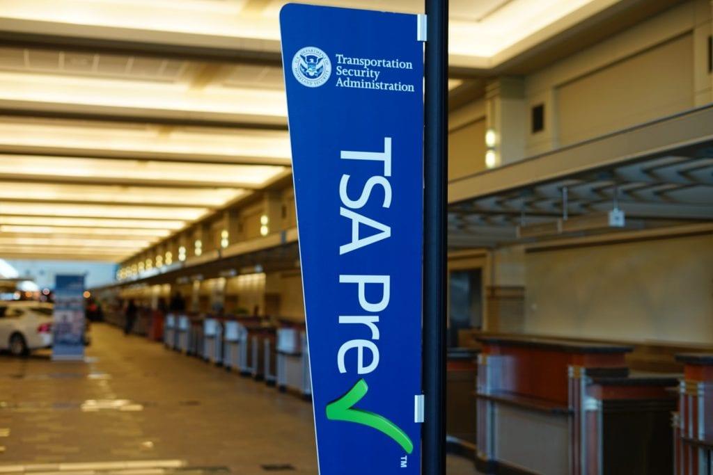 19 maneras de obtener TSA Precheck gratis