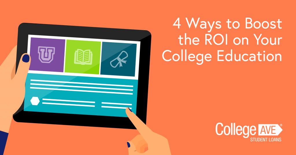 4 maneras de aumentar el ROI en tu educación universitaria