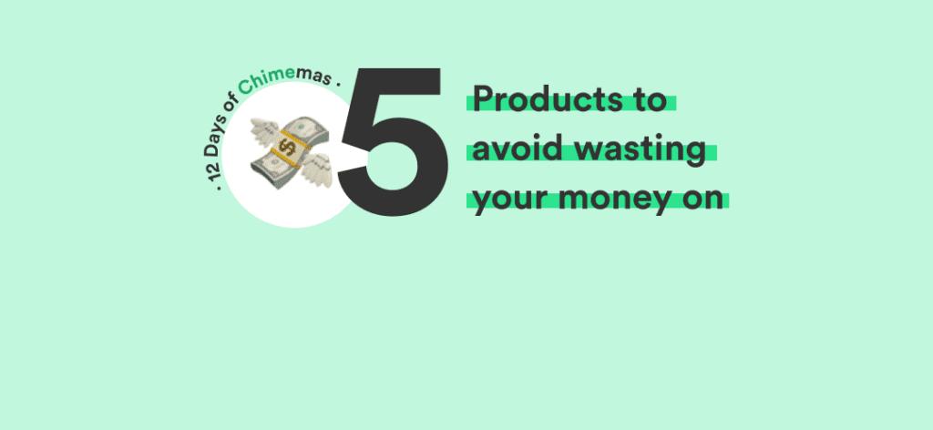 5 productos para evitar gastar dinero durante las vacaciones