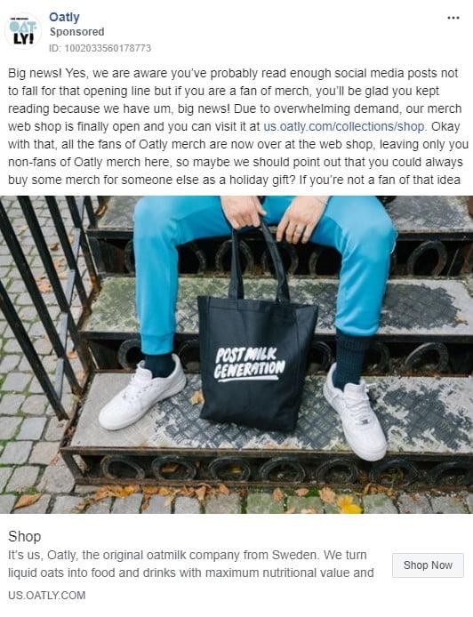6 lecciones de nuestras campañas favoritas de Facebook de 2019