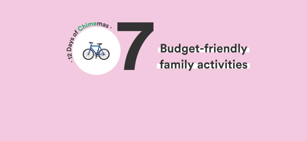 7 actividades de vacaciones económicas para toda la familia