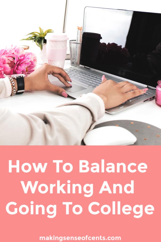 Consejos para equilibrar escuela y trabajo #balancingschoolandwork #timemanagementtips