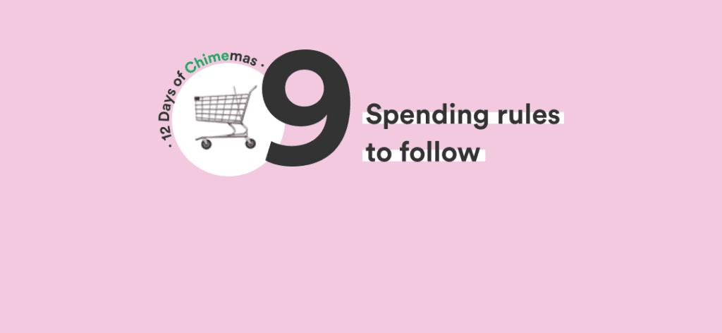 9 reglas de gasto a seguir durante la temporada de vacaciones