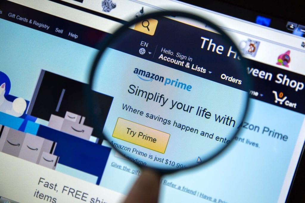 Ahorre hasta $ 20 en una nueva membresía de Amazon Prime
