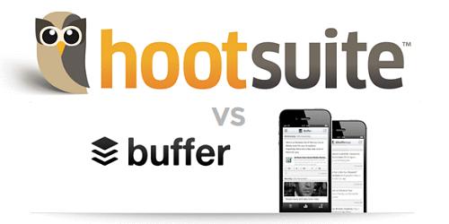 Buffer vs Hootsuite