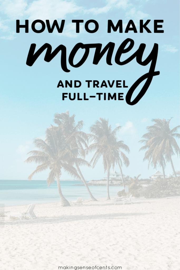 Cómo gané dinero y viajé a tiempo completo en febrero de 2019 #howtomakemoney #travel