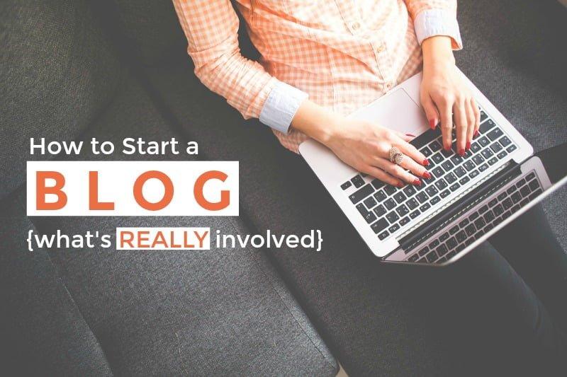 Cómo iniciar un blog que paga