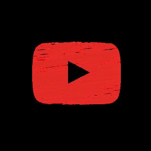 Botón de reproducción de YouTube