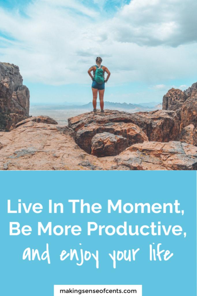 Mi búsqueda para vivir en el momento y disfrutar de la vida más #howtoliveinthemoment #dreamlife