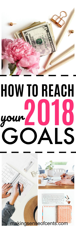 Descubra cómo alcanzar sus objetivos para 2018 # 2018 # objetivos # 2018 objetivos
