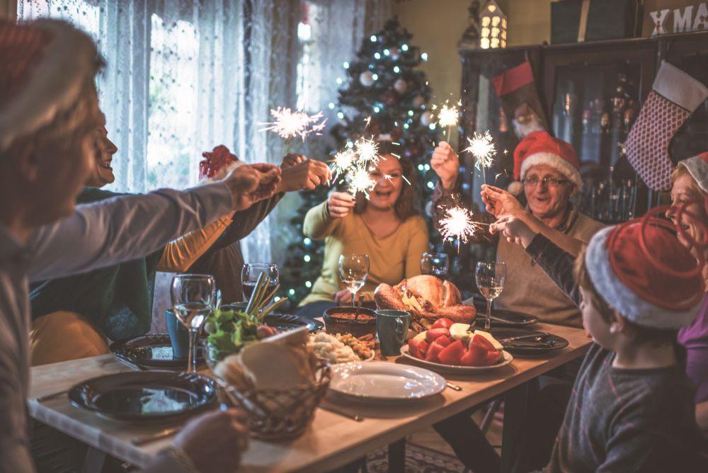 Oferta de la semana: Navidad para 99 - árbol, pavo y regalos también