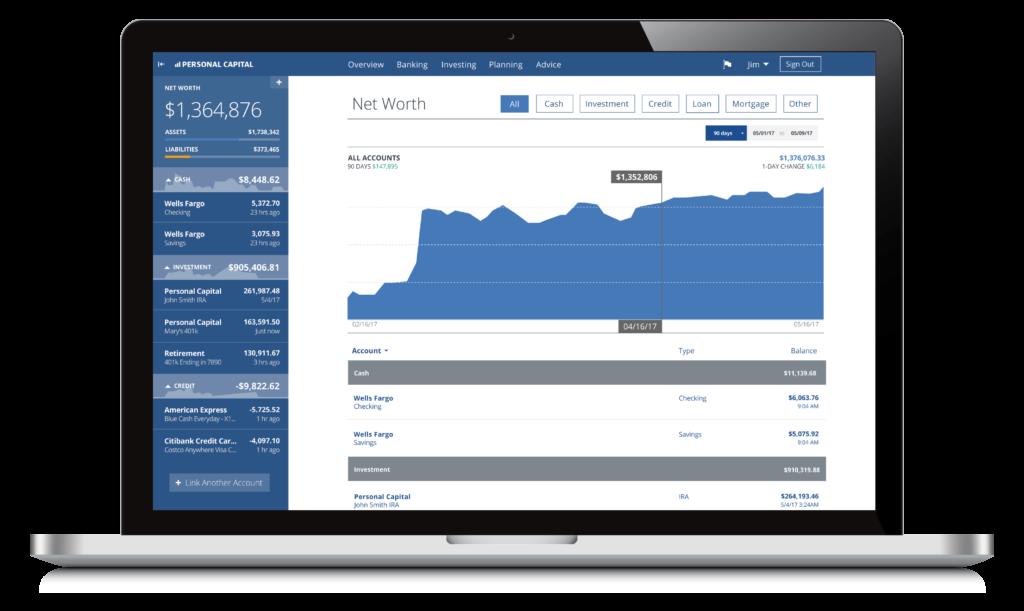 Personal Capital Review 2018- Administre su dinero gratis