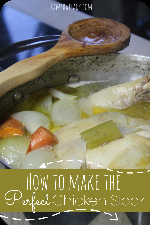 ¿Estás buscando una receta de caldo de pollo fácil y económica?