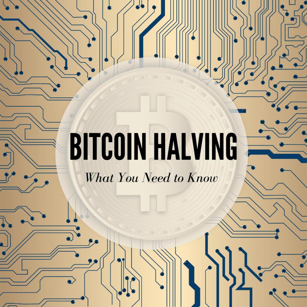 Reducción a la mitad de Bitcoin: todo lo que necesita saber - ThinkMaverick