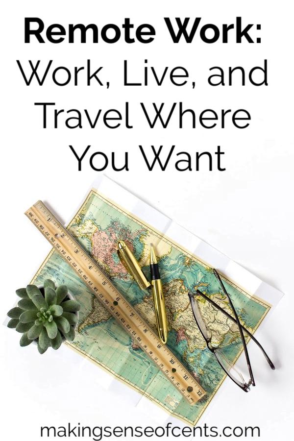 Remote Work 101: trabaja, vive y viaja donde quieras #remotework