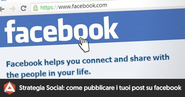 cómo publicar tus publicaciones en Facebook