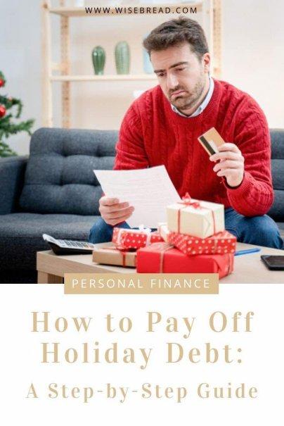 Si está endeudado durante las vacaciones y quiere pagarlo, debería considerar consolidar y crear un plan para salir de la deuda de una vez por todas. Aquí están los consejos financieros que necesita. El   #finance #moneytips #debt