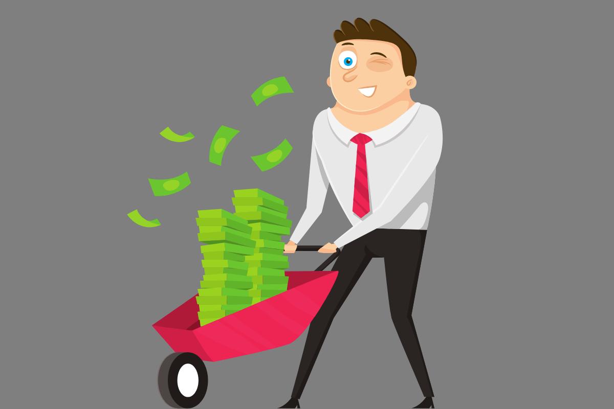 emprendimiento de dinero