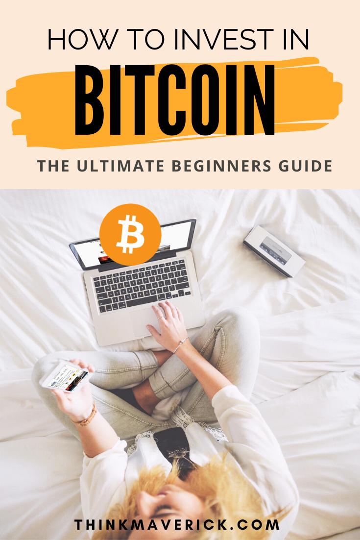 Cómo invertir en Bitcoin: la guía definitiva para principiantes 2020. thinkmaverick