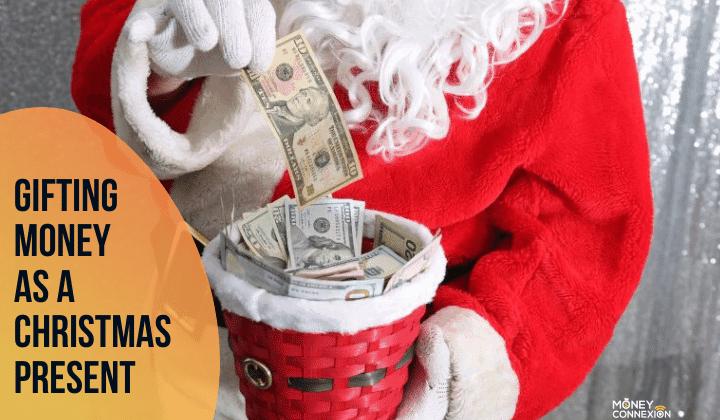 formas creativas de dar dinero
