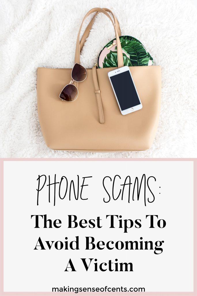 """Casi todas las llamadas que he recibido recientemente son estafas telefónicas. De hecho, cada vez que suena mi teléfono celular, supongo que es un estafador. Si es un número que no reconozco, no lo contesto. Pueden enviarme un mensaje de texto o dejarme un mensaje, es así de simple. #phonescams #moneymanagement """"width ="""" 333 """"height ="""" 500 """"data-pin-description ="""" Casi todas las llamadas telefónicas que he recibido recientemente son estafas telefónicas. De hecho, cada vez que suena mi teléfono celular, supongo que es un estafador. Si es un número que no reconozco, no lo contesto. Pueden enviarme un mensaje de texto o dejarme un mensaje, es así de simple. #phonescams #moneymanagement """"srcset ="""" https://www.makingsenseofcents.com/wp-content/uploads/2019/08/Phone-Scams_-The-Best-Tips-To-Avoid-Becoming-A-Victim-683x1024. jpg 683w, https://www.makingsenseofcents.com/wp-content/uploads/2019/08/Phone-Scams_-The-Best-Tips-To-Avoid-Becoming-A-Victim-200x300.jpg 200w, https: //www.makingsenseofcents.com/wp-content/uploads/2019/08/Phone-Scams_-The-Best-Tips-To-Avoid-Becoming-A-Victim-768x1152.jpg 768w, https: //www.makingsenseofcents .com / wp-content / uploads / 2019/08 / Phone-Scams_-The-Best-Tips-To-evite-convertirse-en-una-víctima-750x1125.jpg 750w """"tamaños ="""" (ancho máximo: 333px) 100vw, 333px """"/> Casi todas las llamadas telefónicas que he recibido recientemente son <strong>estafas telefónicas</strong>. De hecho, cada vez que suena mi teléfono celular, supongo que es un estafador.</span></p><div class='code-block code-block-2' style='margin: 8px auto; text-align: center; display: block; clear: both;'> <div data-ad="""