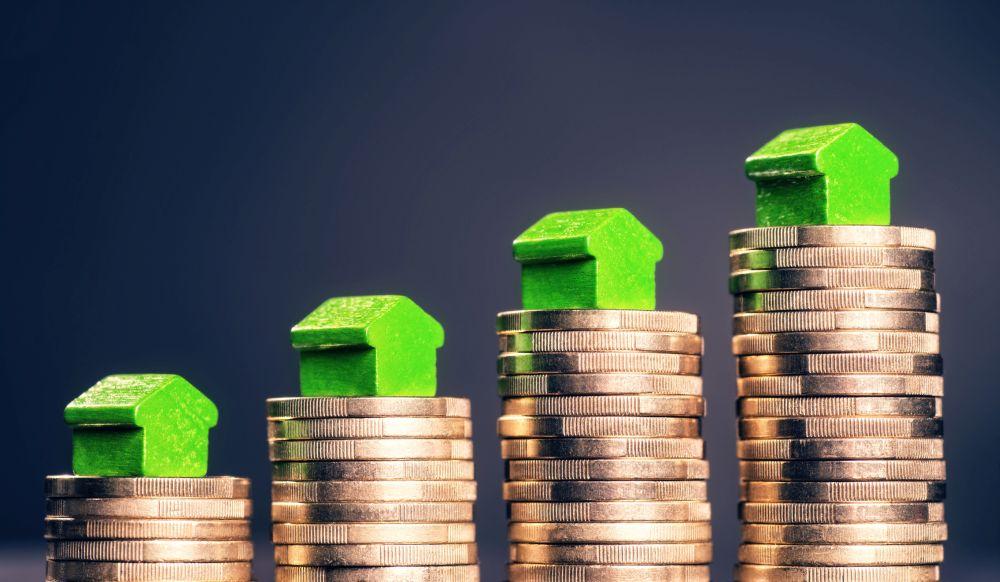 Los precios inmobiliarios en el Reino Unido aumentan a la tasa más rápida en 14 meses