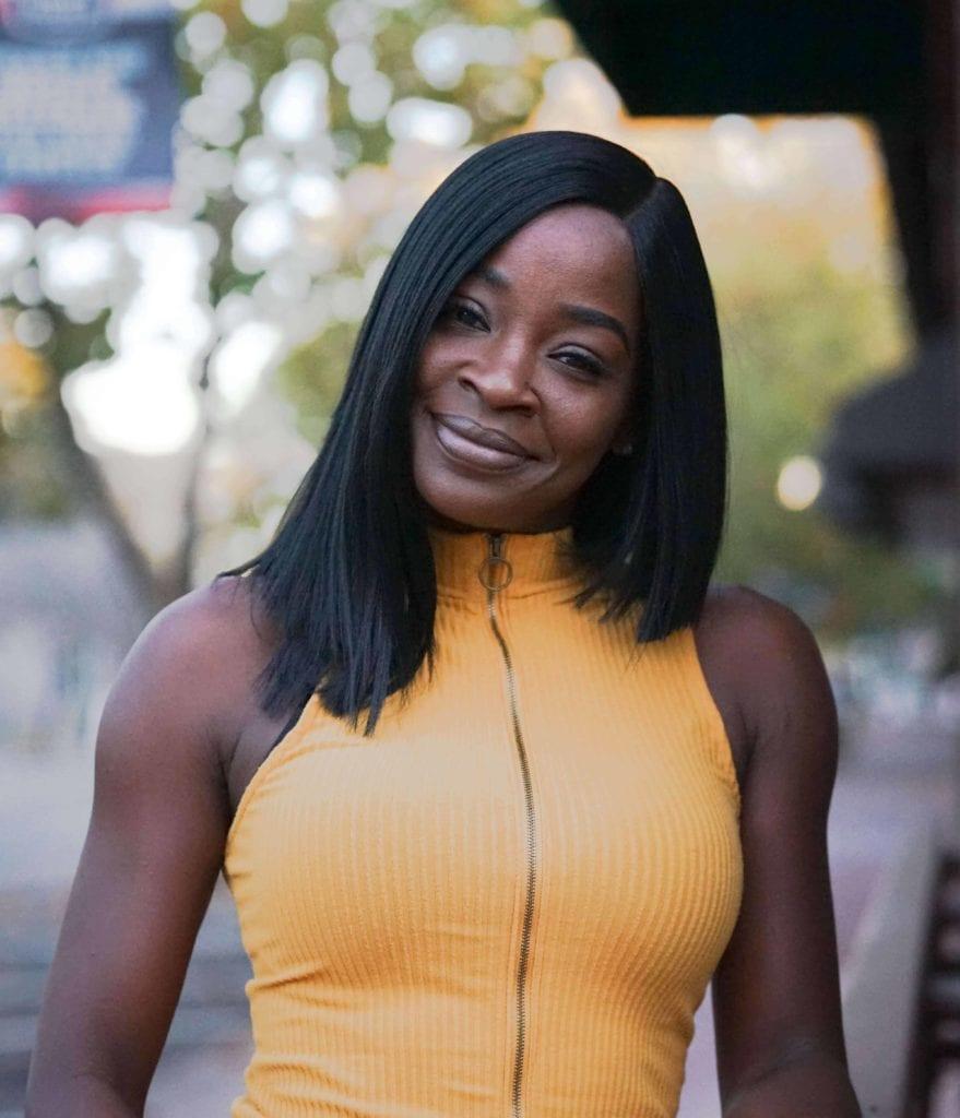 Tamieka pasó de postularse a empleos todos los días a encontrar su rol de tiempo completo en la aplicación Wonolo