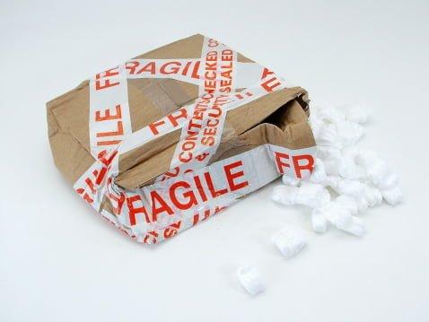 Tus derechos cuando desaparecen paquetes