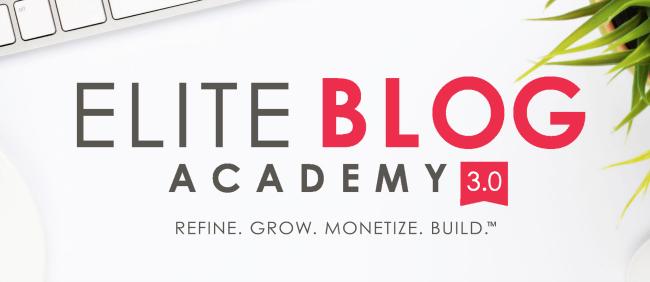academia de blogs de élite