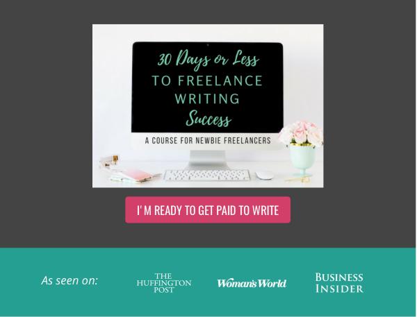 30 días o menos para el éxito de escritura independiente