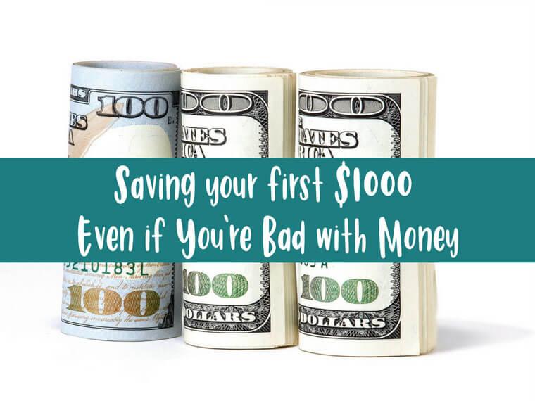 Cómo ahorrar un fondo de emergencia de $ 1000 mientras está pagando la deuda