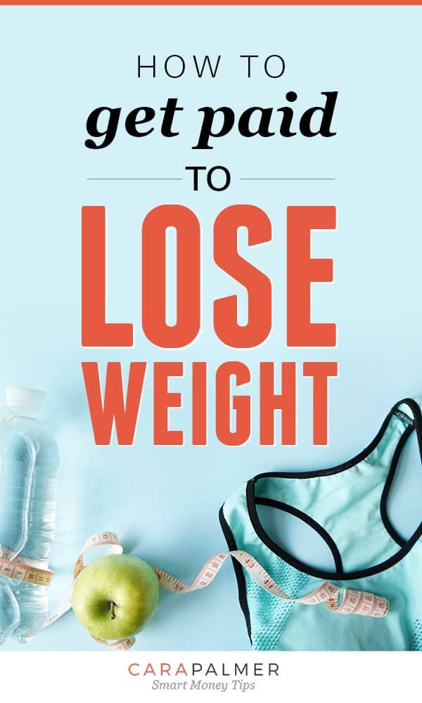 Gana dinero para bajar de peso