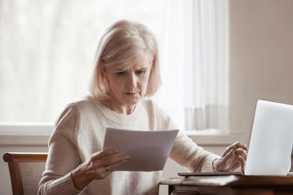 No reclamar beneficios que cuestan a algunos pensionistas más de 1,500 cada año