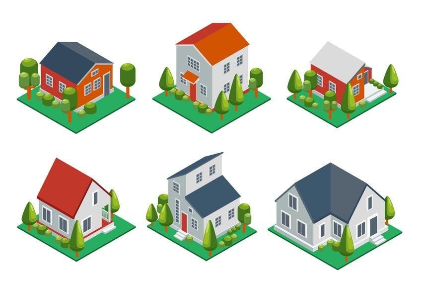 ¿Venden más casas en Italia?