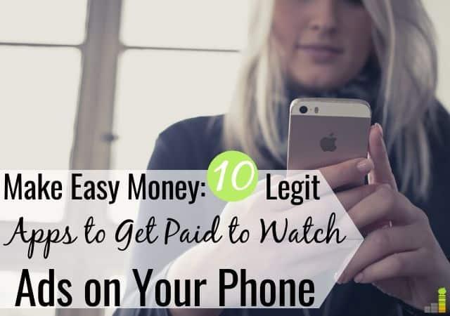 10 formas reales de recibir pagos por ver anuncios