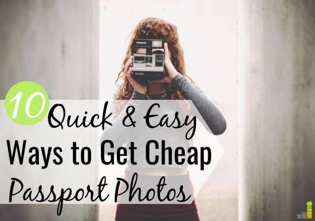 10 mejores lugares para obtener fotos de pasaporte baratas cerca de mí