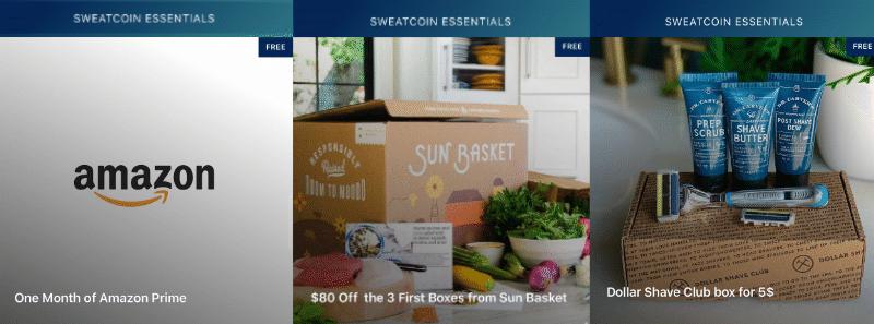 Un mes de Amazon Prim, e $ 80 de descuento en las primeras 3 cajas de Sun Basket, y Dollar Shave Club Box por ofertas de $ 5